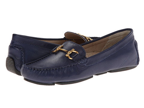 Patricia Green - Britt (Navy) Women's Slippers