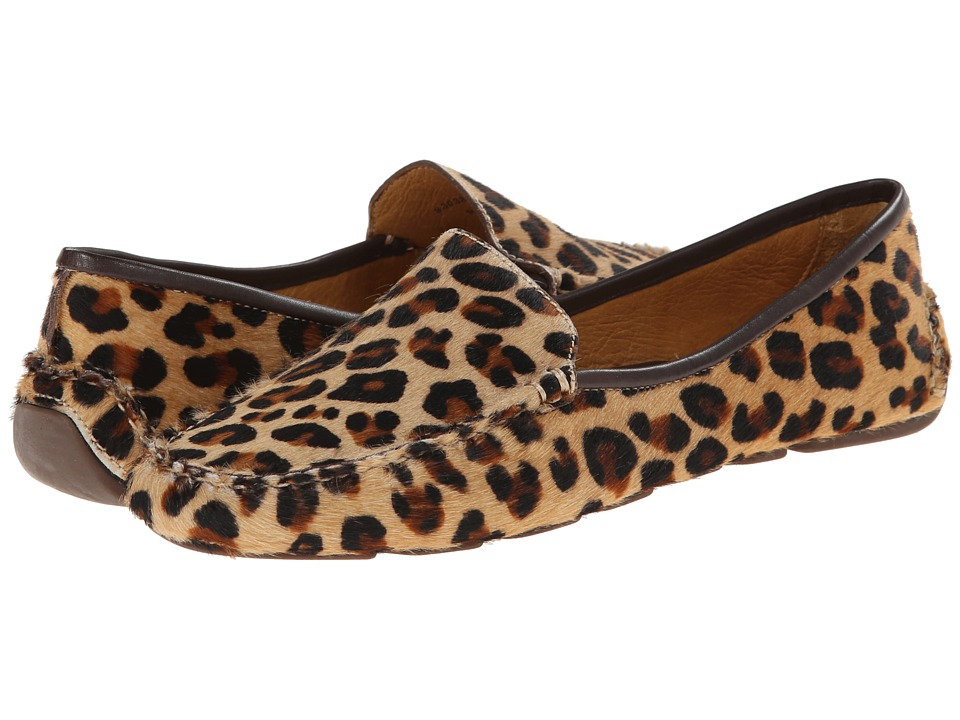 Patricia Green - Jillian (Leopard) Women's Slippers