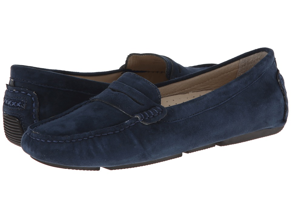 Patricia Green - Elizabeth (Navy) Women's Slippers