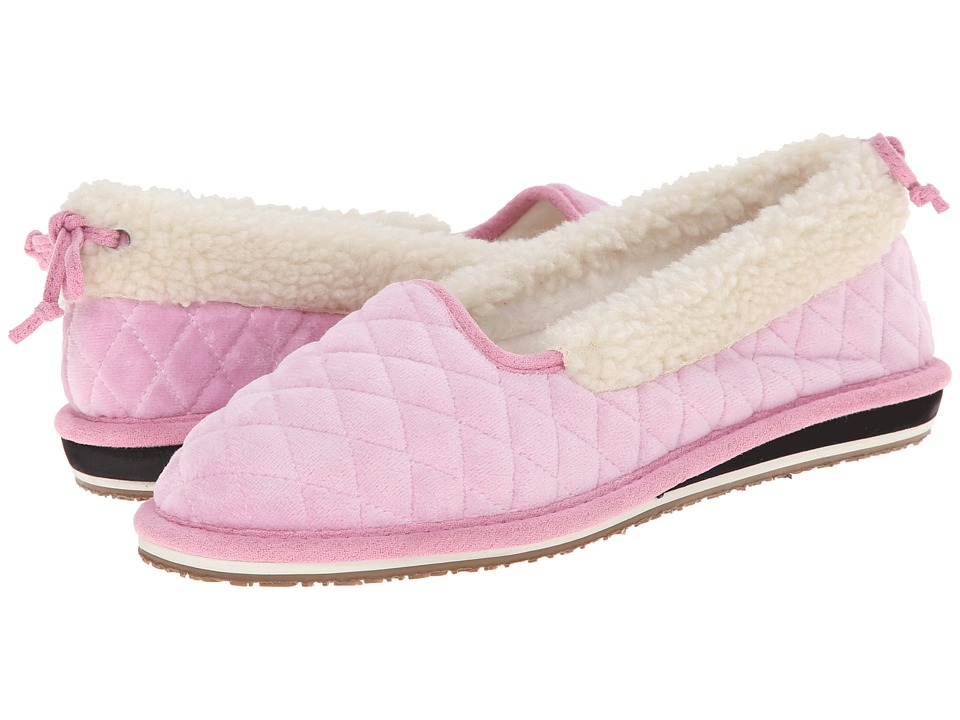 Patricia Green - Winter (Pink) Women's Slippers