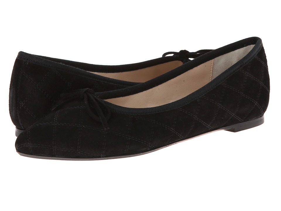 Patricia Green - Annie (Black) Women's Slippers
