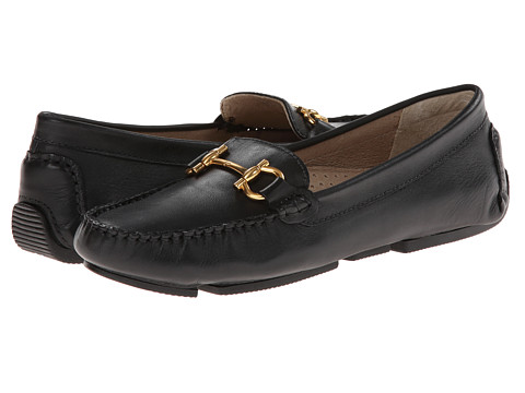 Patricia Green - Britt (Black) Women's Slippers