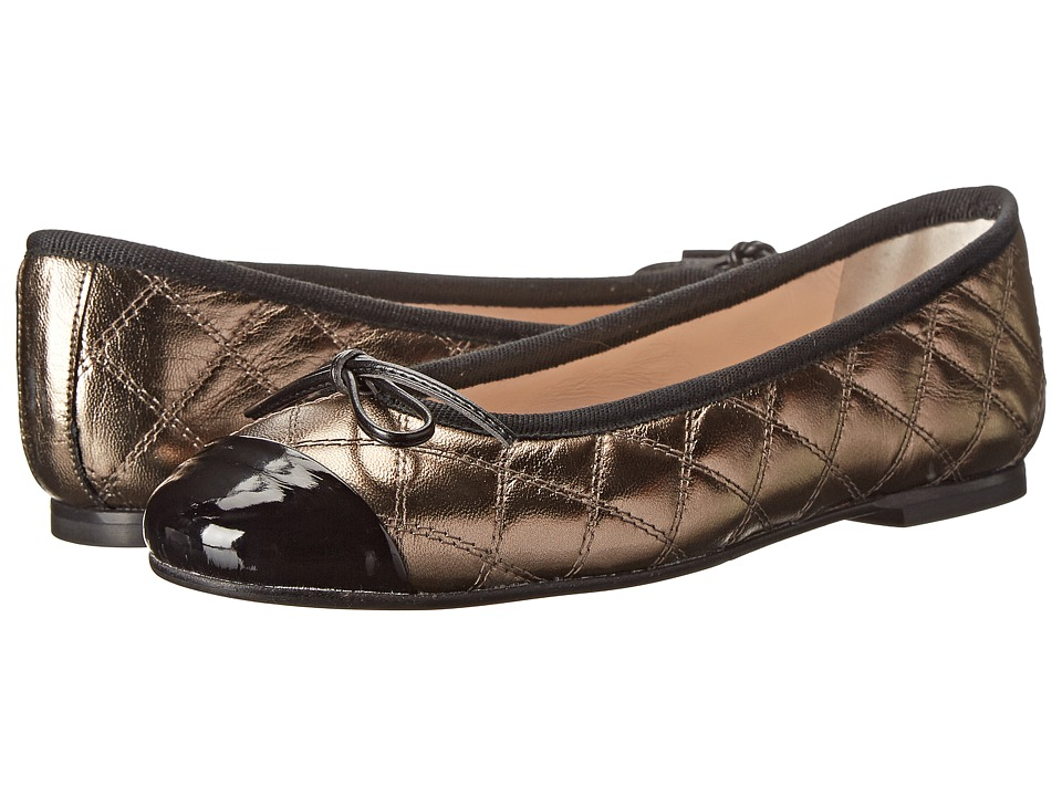 Patricia Green - Alex (Pewter) Women's Slip on Shoes