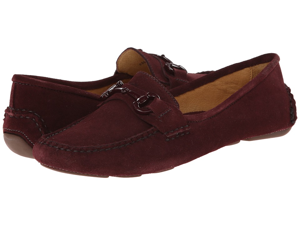 Patricia Green - Andover (Merlot) Women's Slippers