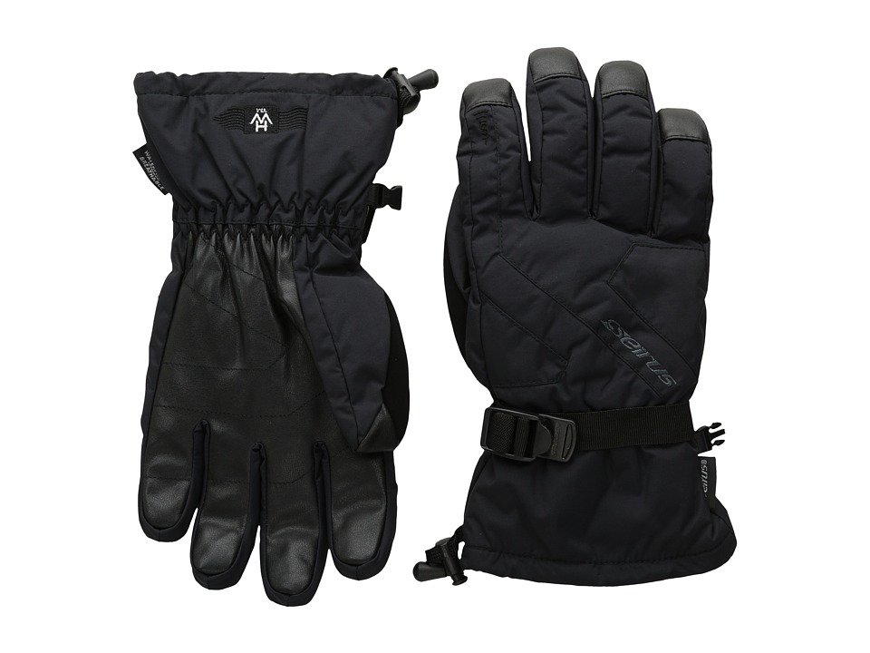 Seirus - Heatwave Soundtouch Echelon Glove (Black) Extreme Cold Weather Gloves