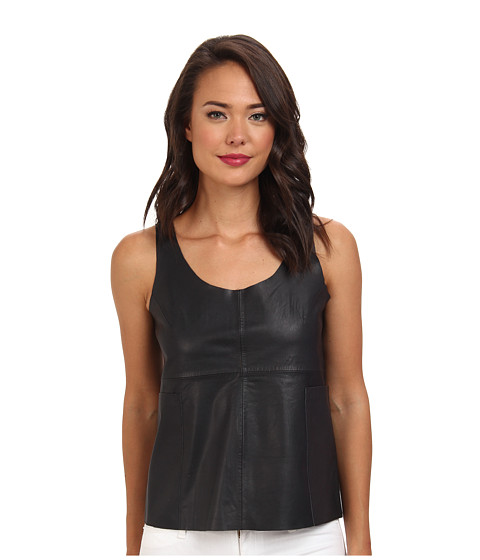 French Connection - Jet Leather 72CAA (Black) Women