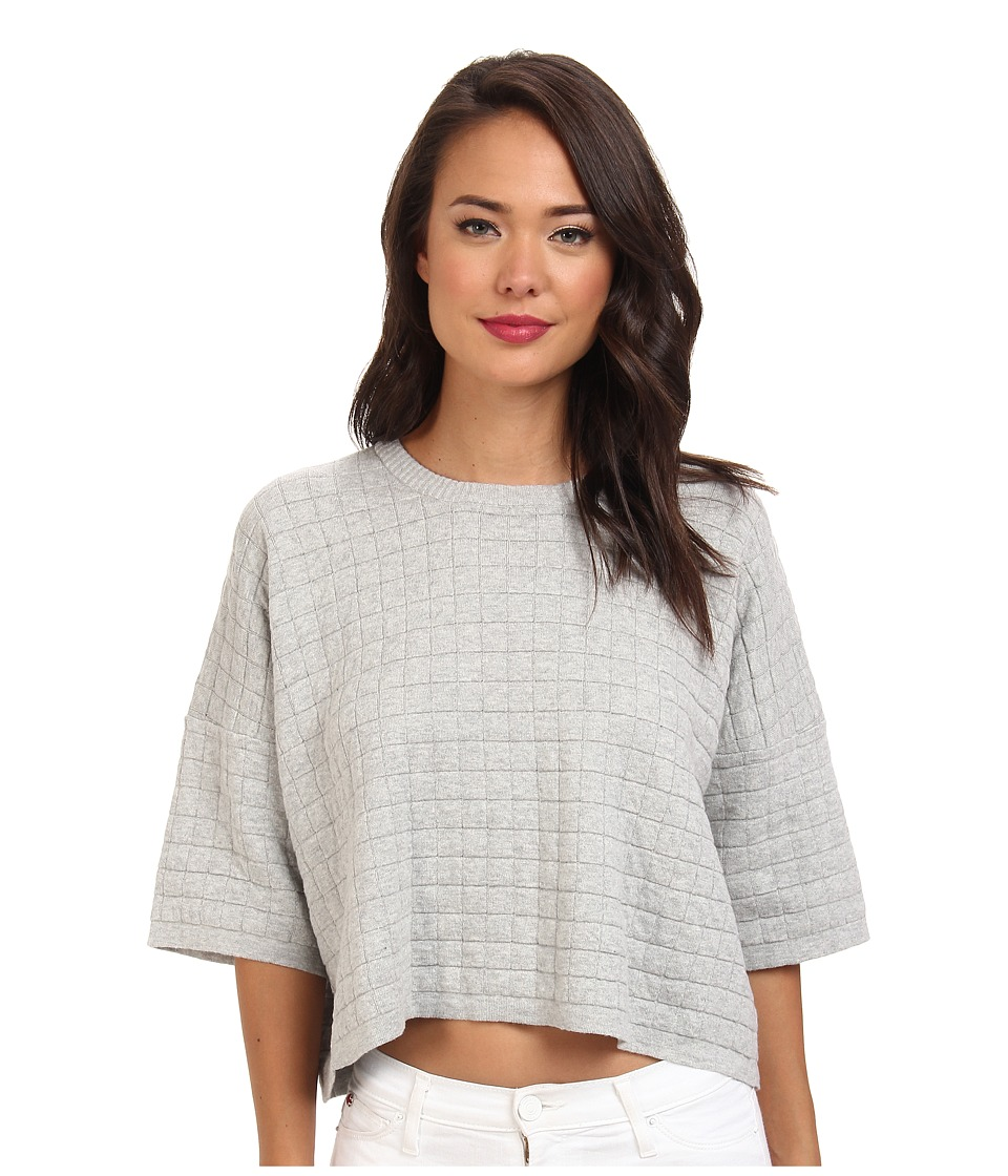 French Connection - Mini Milla Knits 78CAW (Light Grey Melange) Women