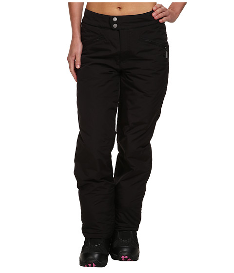 White Sierra - Slider Insulated Pant (Black) Women's Casual Pants