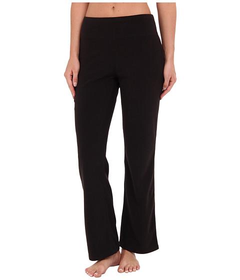 White Sierra - Microtek Fleece Pant (Black) Women's Casual Pants
