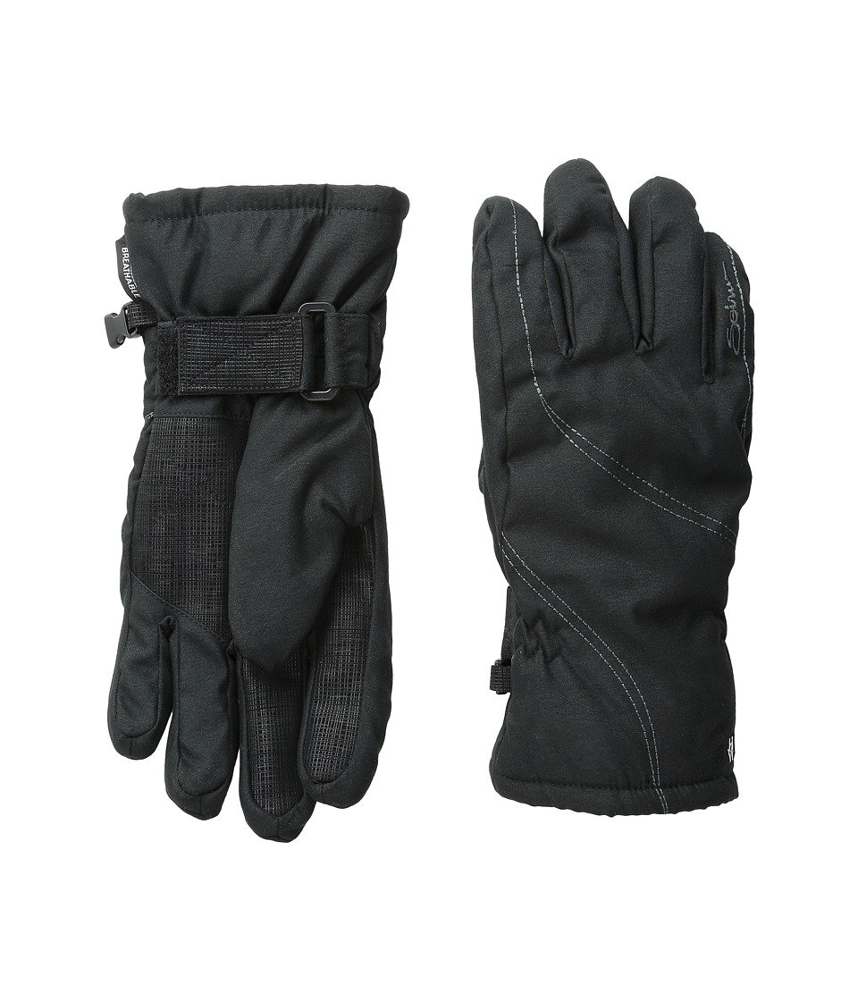 Seirus - Heatwave Msbehave Glove (Black) Extreme Cold Weather Gloves