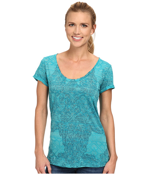 White Sierra - Shiva Tee (Emerald Island) Women's T Shirt