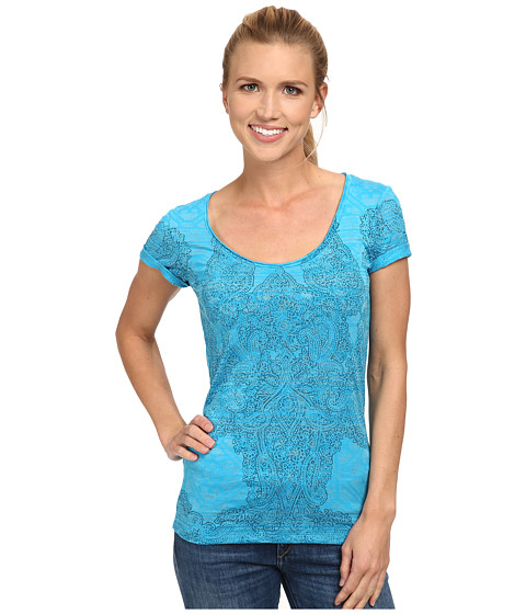 White Sierra - Shiva Tee (Horizon Blue) Women
