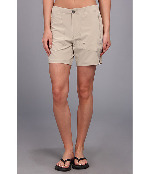 White Sierra - West Loop Trail Short (Stone) Women's Shorts