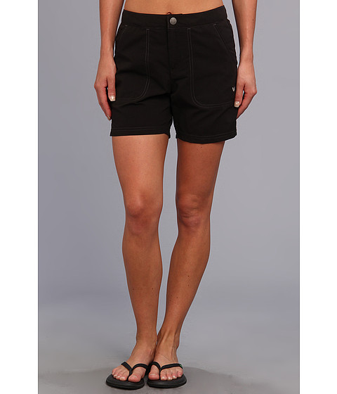 White Sierra - Sand Sun Short Short (Black) Women