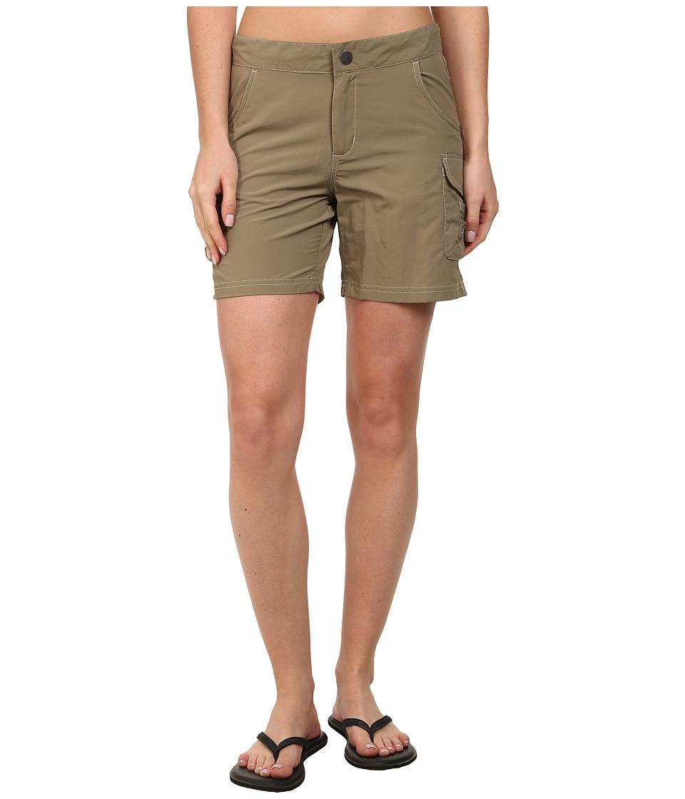 White Sierra - Crystal Cove River Short (Bark) Women's Shorts