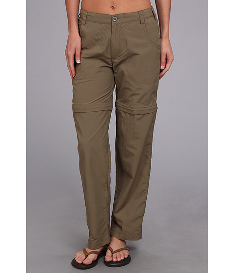 White Sierra - Sierra Point Convertible Pant (Bark) Women's Casual Pants