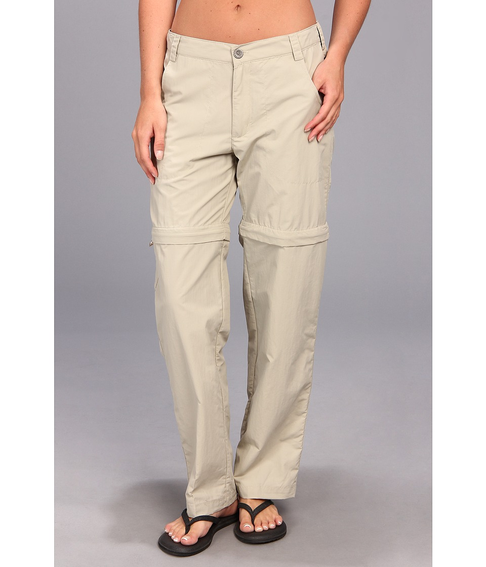 White Sierra - Sierra Point Convertible Pant (Stone 1) Women's Casual Pants