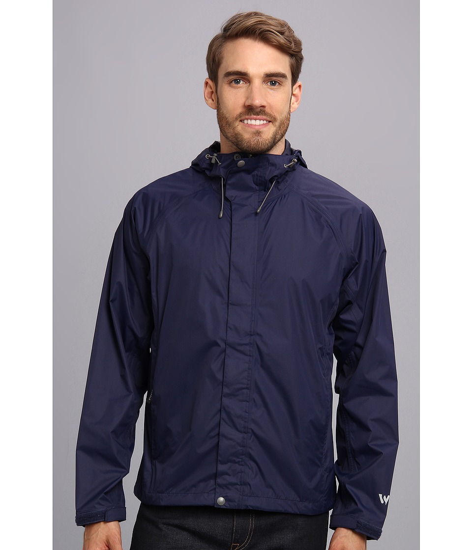 White Sierra - Trabagon Jacket (Navy) Men's Coat