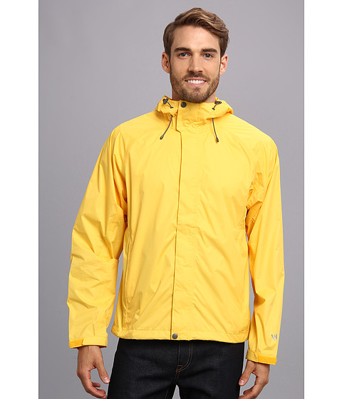 White Sierra - Trabagon Jacket (Bright Yellow) Men's Coat