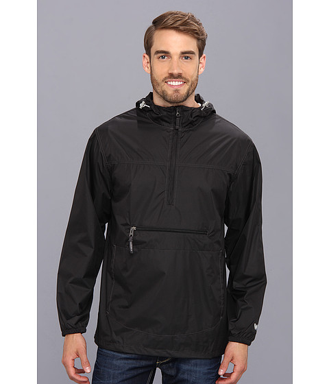 White Sierra - Alpine Anorak (Black) Men's Coat