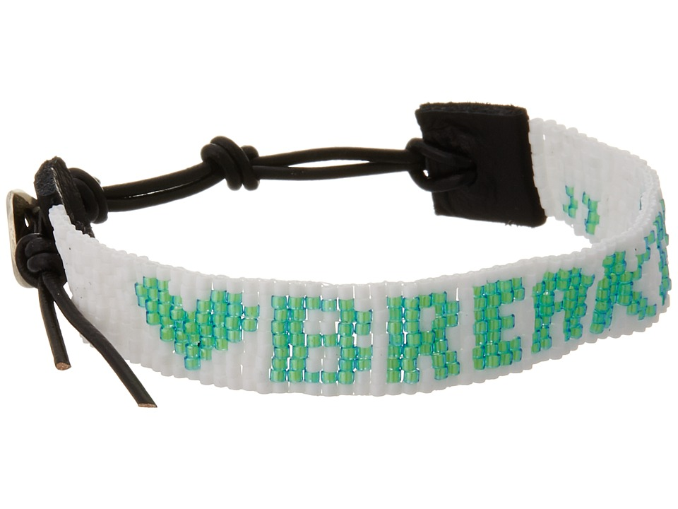 Chan Luu - 6 Heart Breaker Single (Heart Breaker) Bracelet