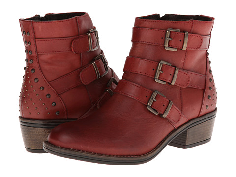 Eric Michael - Sparta (Red) Women's Boots