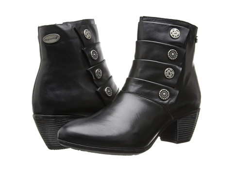 Eric Michael - Oslo (Black) Women's Boots