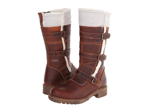 Eric Michael - Olympia (Brown) Women's Boots