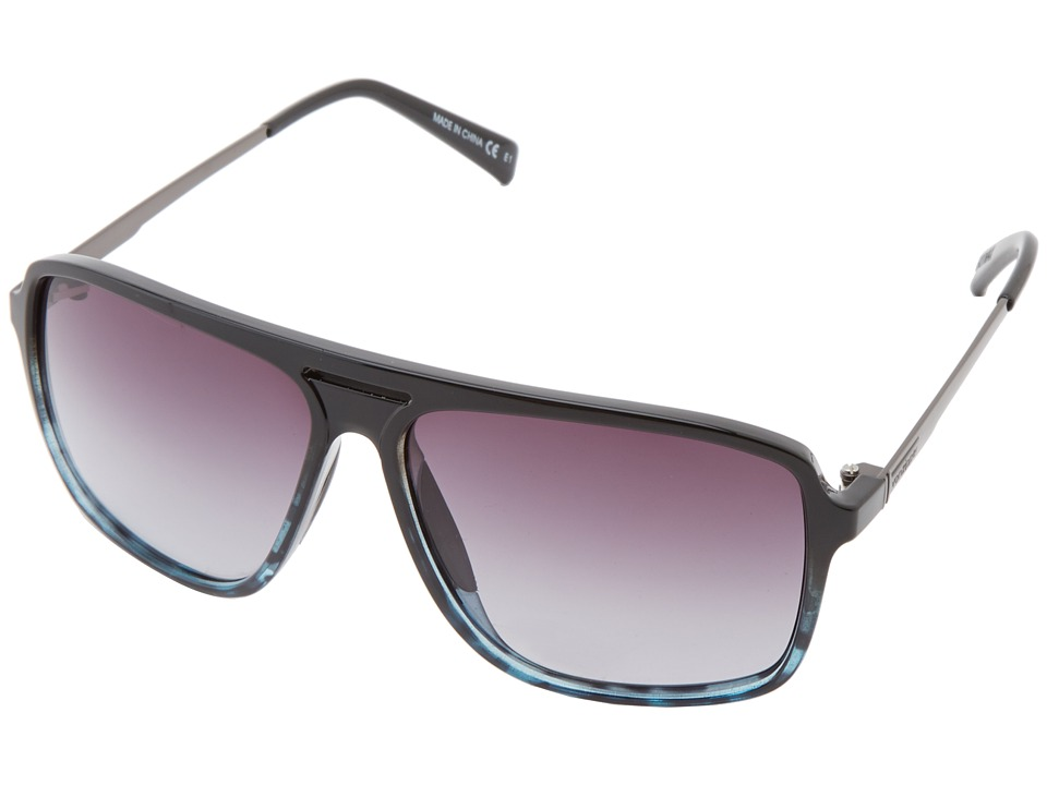VonZipper - Hotwax (Blue/Gradient) Sport Sunglasses