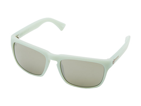 Electric Eyewear - Knoxville (Transistor Green/M Grey Silver) Sport Sunglasses