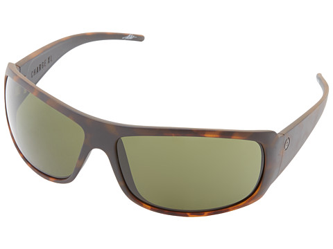 Electric Eyewear - Charge XL (Black Eyed Tortoise/M Grey) Sport Sunglasses