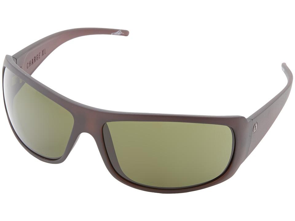 Electric Eyewear - Charge XL (Mod Crimson/M Grey) Sport Sunglasses