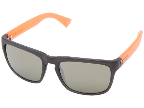 Electric Eyewear - Knoxville (Mod Warmred/M Grey Silver Chrome) Sport Sunglasses