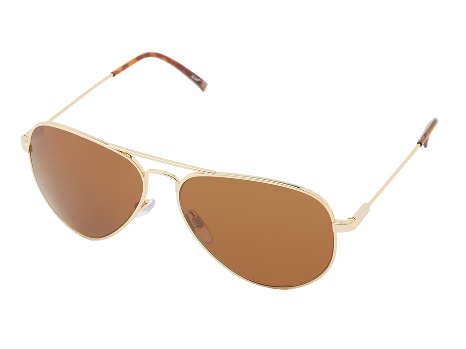 Electric Eyewear - Av1 Large (Gold/M1 Bronze Polar) Sport Sunglasses