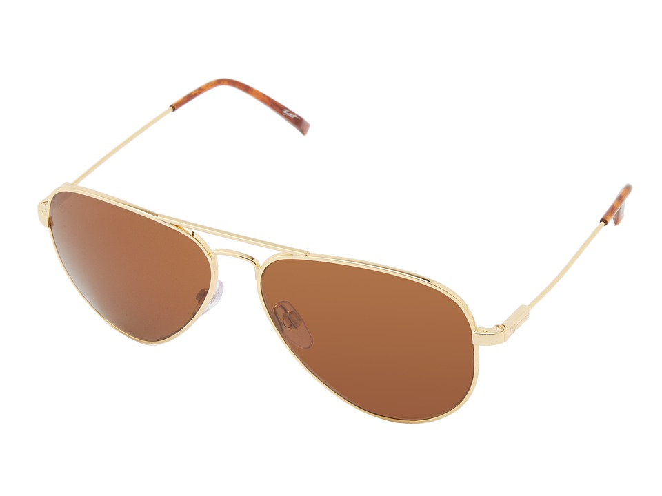 Electric Eyewear - Av1 Large (Gold/M Bronze) Sport Sunglasses