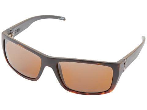 Electric Eyewear - Sixer (Black Eyed Tort/M Bronze Bi Grdadient) Sport Sunglasses