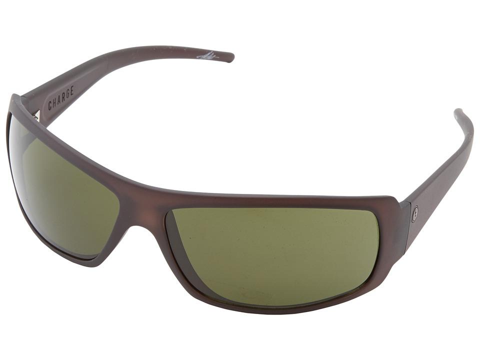 Electric Eyewear Charge (Mod Crimson/M Grey) Sport Sunglasses