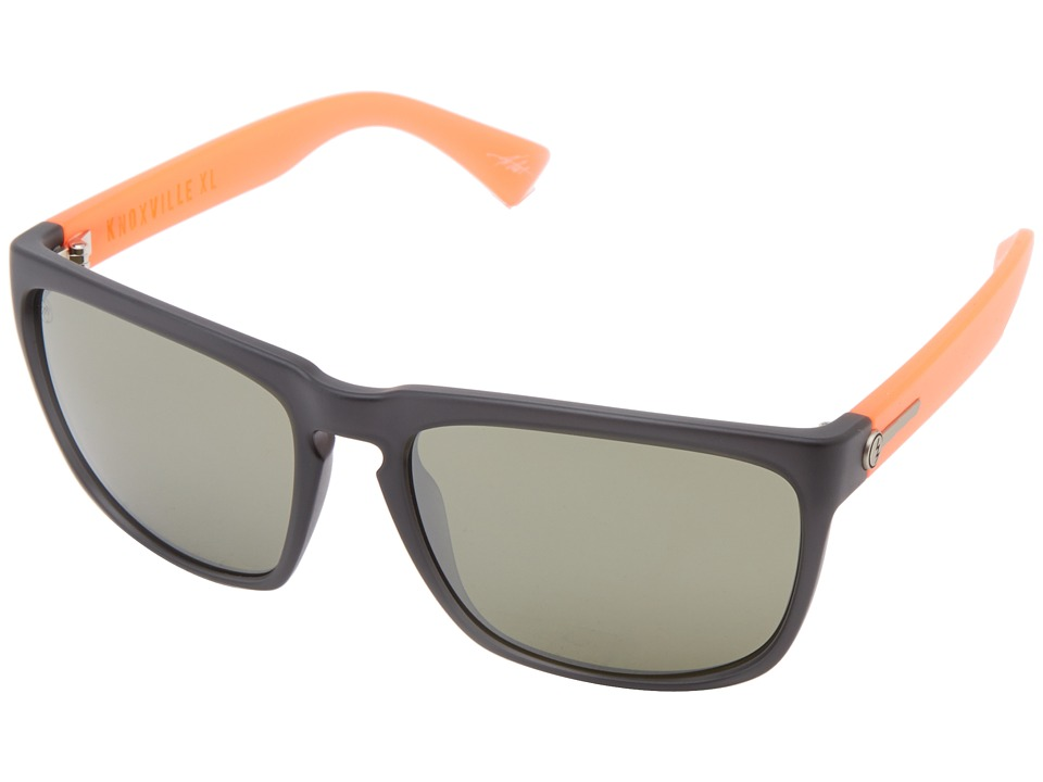 Electric Eyewear - Knoxville XL Polarized (Mod Warm Red/M Grey Silver Chrome) Sport Sunglasses