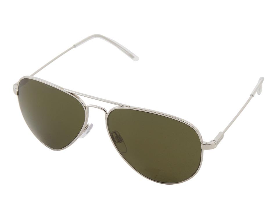 Electric Eyewear - Av1 Large (Platinum/M1 Grey Polar) Sport Sunglasses