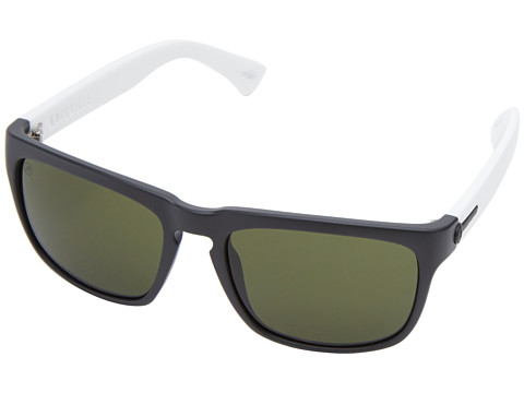 Electric Eyewear - Knoxville (Mod White/M Grey) Sport Sunglasses