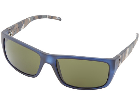 Electric Eyewear - Sixer (Blue Jungle/M Grey) Sport Sunglasses