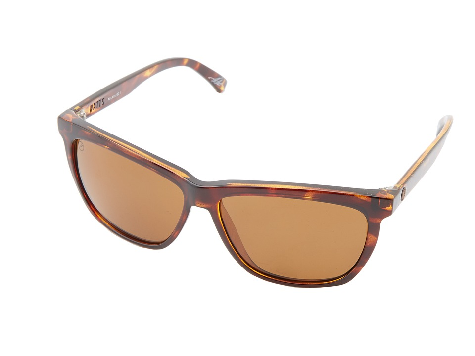 Electric Eyewear - Watts (Tortiose Shell/M1 Bronze Polar) Sport Sunglasses