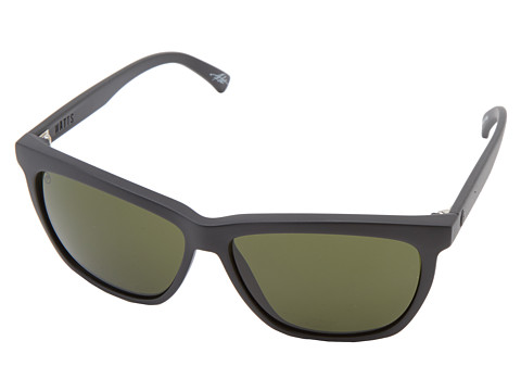 Electric Eyewear - Watts (Matte Black/M Grey) Sport Sunglasses