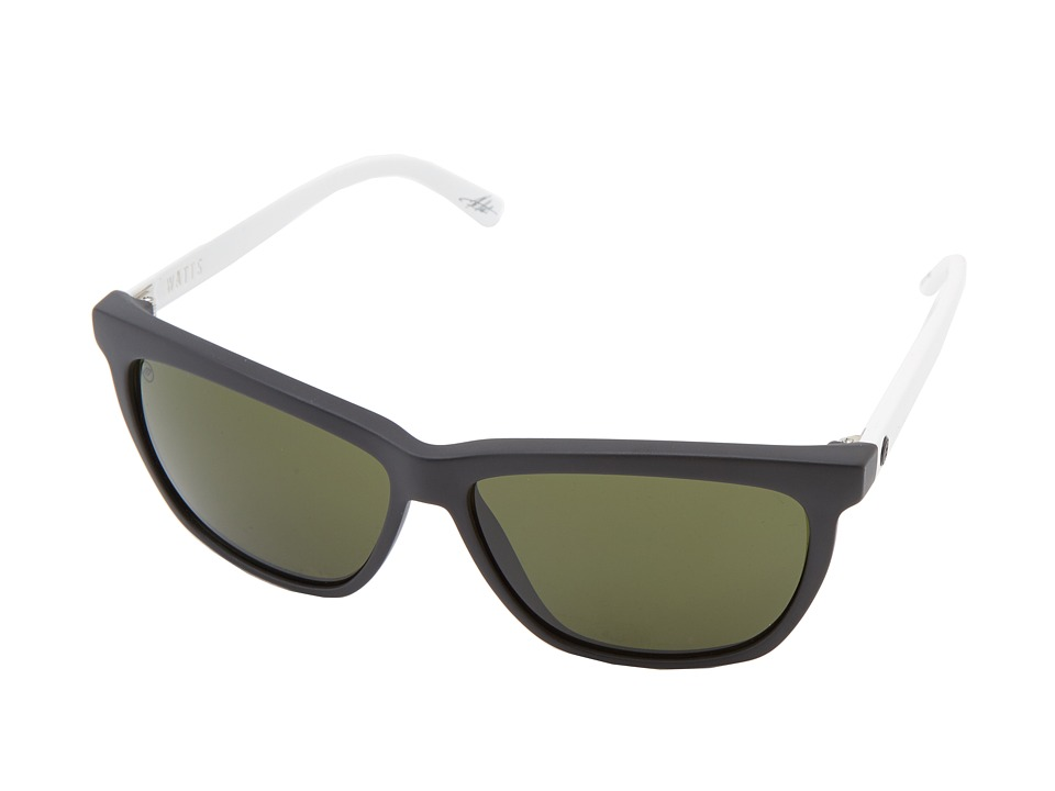 Electric Eyewear - Watts (Mod White/M Grey) Sport Sunglasses