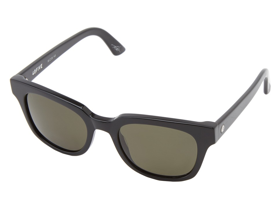 Electric Eyewear - 40Five (Gloss Black/M1 Grey Polar) Sport Sunglasses