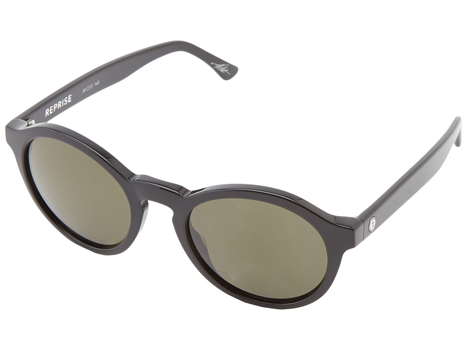 Electric Eyewear - Reprise (Gloss Black/M1 Grey Polar) Sport Sunglasses