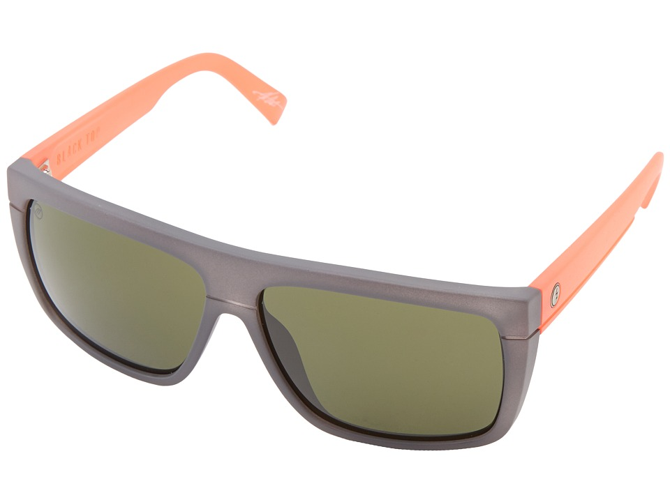 Electric Eyewear - Black Top (Mod Warm Red/M Grey) Sport Sunglasses