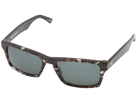 Electric Eyewear - Hardknox (Patina/M Grey) Plastic Frame Sport Sunglasses