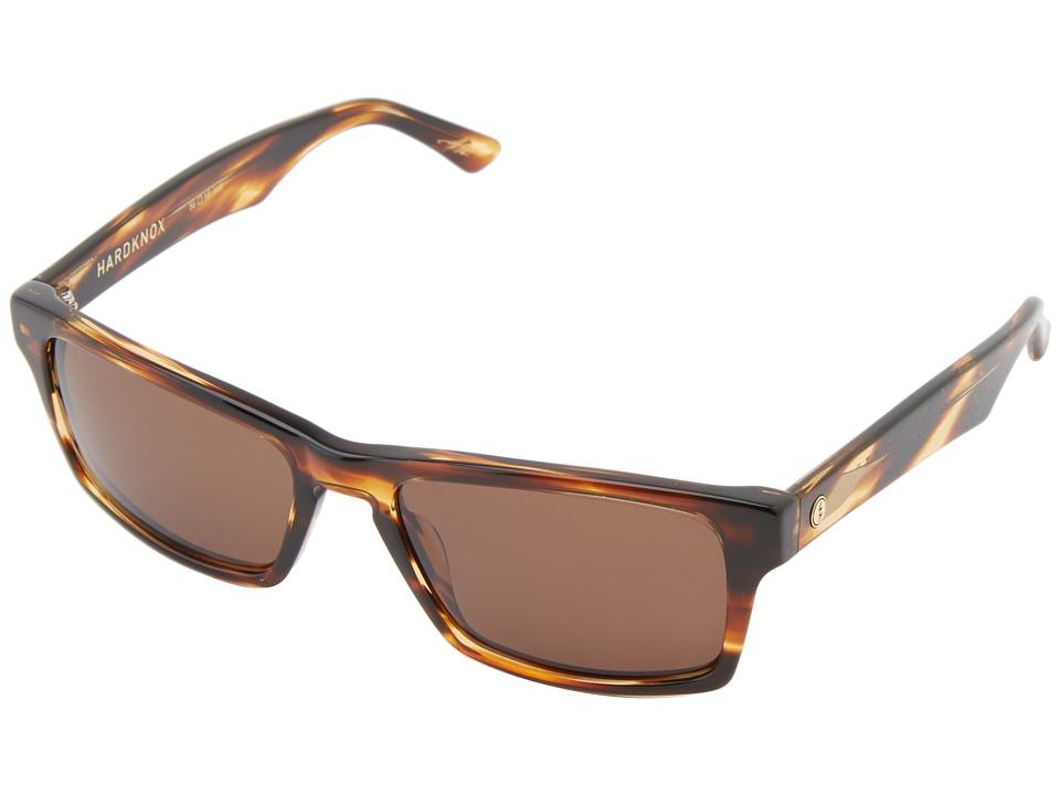 Electric Eyewear Hardknox (Tortoise Shell/M Bronze) Plastic Frame Sport Sunglasses