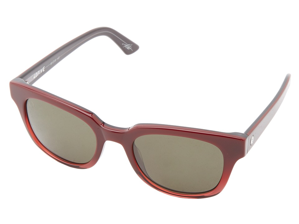 Electric Eyewear - 40Five (Red Sea/M Grey) Sport Sunglasses
